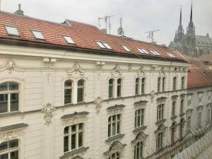 Pronájem atypický byt 2+kk - 104 m2, Brno, ul. Květinářská