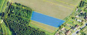 Prodej pole a les, Novosedly na Moravě, okr. Břeclav